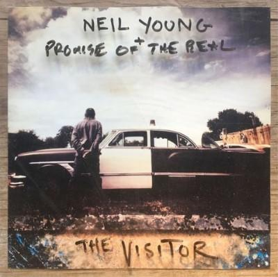 Young, Neil & Promise of the Real - Visitor (2LP)
