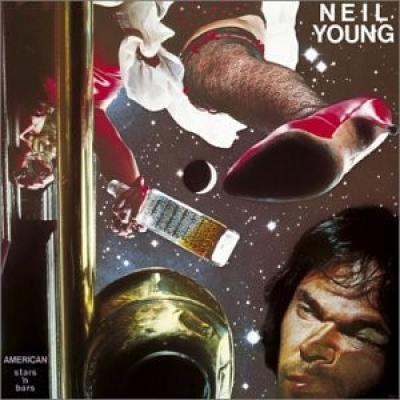 Young, Neil - American Stars 'n' Bars (LP)