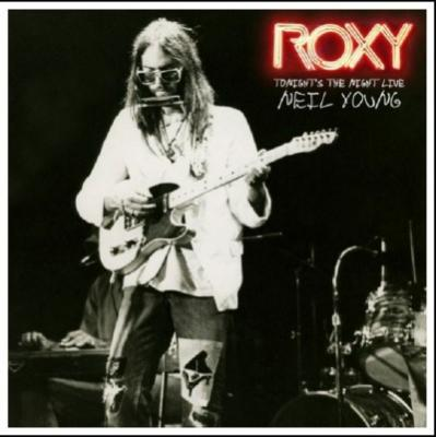 Young, Neil - Roxy (Tonight's The Night Live) (2LP)