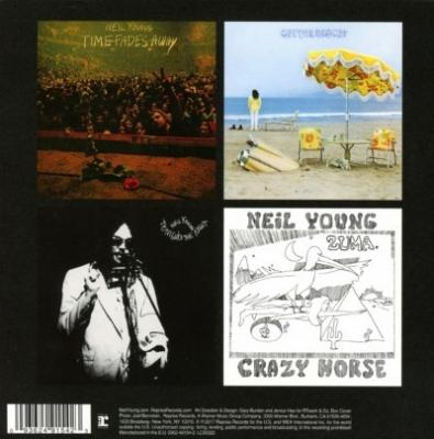 Young, Neil - Original Release Series 5-8 (4CD)