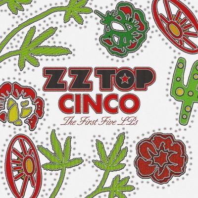 ZZ Top - Cinco (The First Five LP's) (5LP)