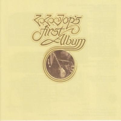 ZZ Top - ZZ Top's First Album (LP)