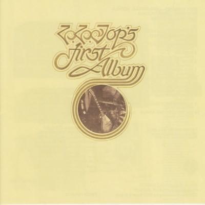 ZZ Top - ZZ Top's First Album (LP)