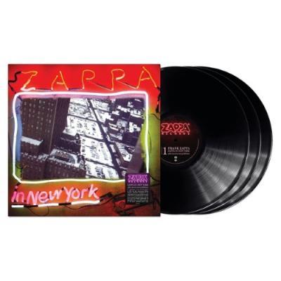 Zappa, Frank - Zappa In New York (3LP)