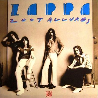 Zappa, Frank - Zoot Allures (LP)