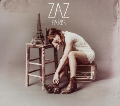 Zaz - Paris -cd+dvd- (cover)