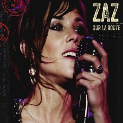 Zaz - Sur La Route (CD+DVD)