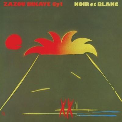 Zazou Bikaye CY1 - Noir et Blanc (Reissue) (LP)