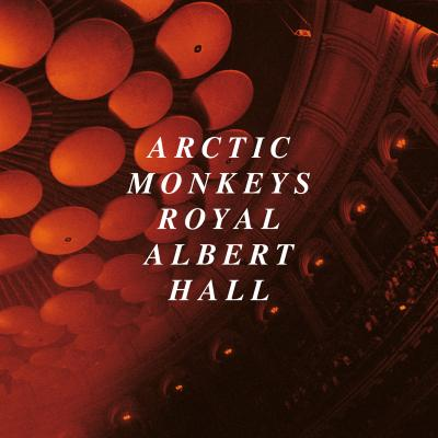 ARCTIC MONKEYS - Live At the Royal Albert Hall (2LP)(Coloured)