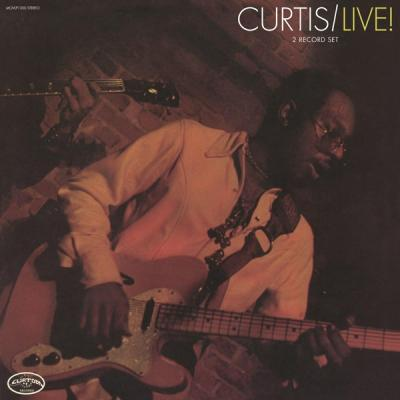 Mayfield, Curtis - Curtis/live! =expanded= (2LP)