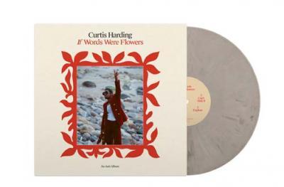 Curtis Harding - If Words Were Flowers (Ash Grey Vinyl / Benelux Exclusive) (LP)