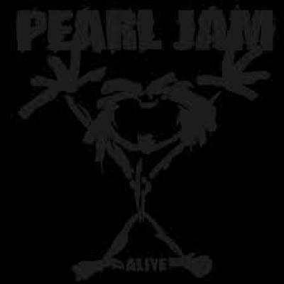 Pearl Jam - Alive (LP) (Etched)