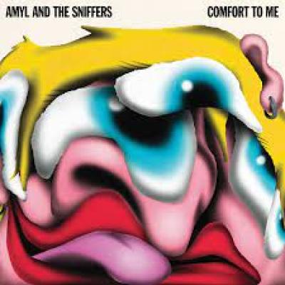 Amyl & The Sniffers - Comfort To Me (Orange) (LP)