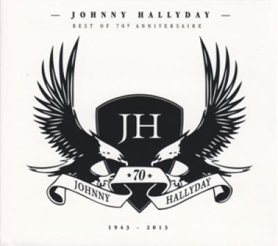 Hallyday, Johnny - Best Of 70e Anniversaire (4CD)