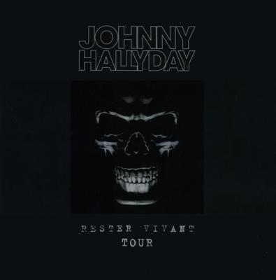 Hallyday, Johnny - Rester Vivant Tour (2CD)