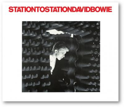 BOWIE, DAVID - Station To Station (LP) (Coloured)
