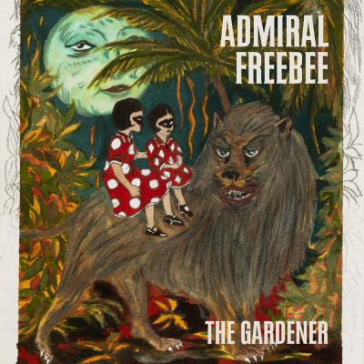 Admiral Freebee - The Gardener