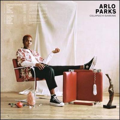 Arlo Parks - Collapsed In Sunbeams (LP)(Mustard Vinyl)