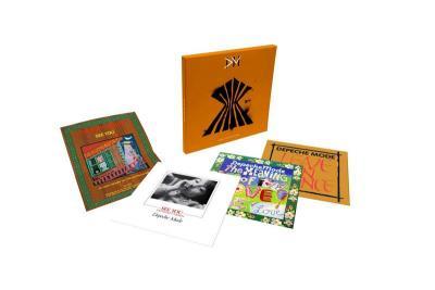 Depeche Mode A Broken Frame The 12 Singles 3lpdownload Bilbo