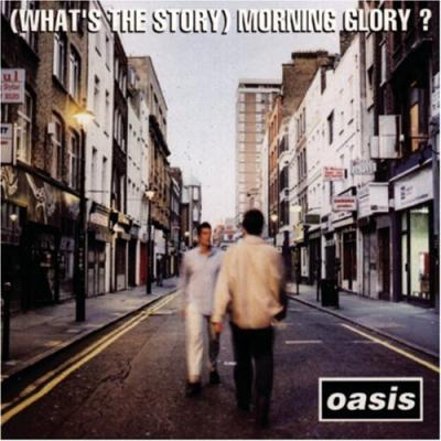 Oasis – (What's TheStory) Morning Glory (2 LP Ltd silver vinyl)