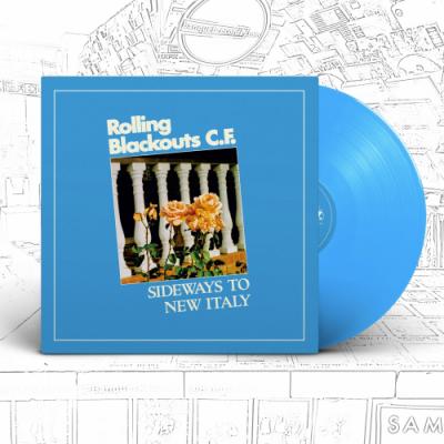 Rolling Blackouts Coastal Fever - Sideways To New Italy (Sky Blue Vinyl) (LP)