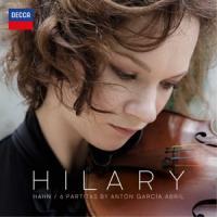 Hahn, Hilary - Garcia Abril: 6 Partitas LP
