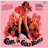 Ost - Girl In Gold Boots (Gold Vinyl) (LP)