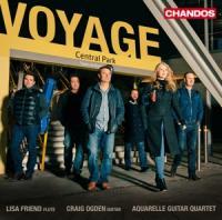 Lisa Friend Craig Ogden Aquarelle G - Voyage