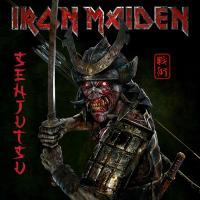 Iron Maiden - Senjutsu (2CD+BluRay)