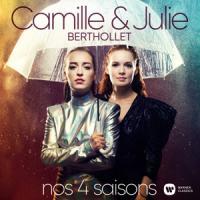 Berthollet, Camille & Julie - Nos 4 Saisons (Works By Vivaldi)