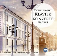 Tchaikovsky, P.i. - Piano Concertos Nos.2 & 3 CD