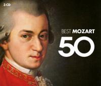 Mozart, W.a. - 50 Best Mozart 3CD