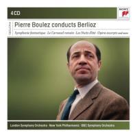 Boulez, Pierre - Conducts Berlioz (4CD)