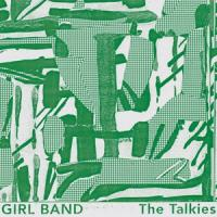 Girl Band - The Talkies (Blue) (LP)