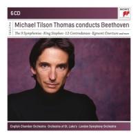 Thomas, Michael Tilson - Conducts Beethoven (6CD)