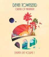 Townsend, Devin - Order Of Magnitude (Empath Live Vol.1) (BLURAY)