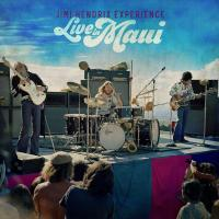 HENDRIX, JIMI -EXPERIENCE- Live In Maui (3LP+BluRay)