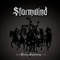 Stormwind - Rising Symphony (Silver/White/Black Marble Vinyl) (LP)