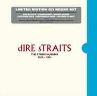 Dire Straits - Studio Albums 1978-1991 (6CD)