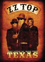 Zz Top - Little Ol' Band From Texas (BLURAY)