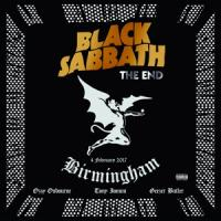 Black Sabbath - End (Transparent Blue Vinyl) (3LP)