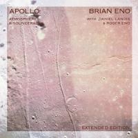 Eno, Brian - Apollo: Atmoshperes And Soundtracks (Hardcover Book) (2CD)