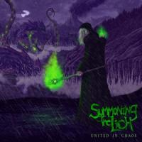 Summoning The Lich - United In Chaos (Green/Purple Splatter Vinyl) (LP)