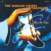 Harlem Gospel Travelers - He'S On Time (Clear Vinyl) (LP)