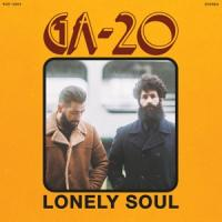 Ga-20 - Lonely Soul (Red) (LP)