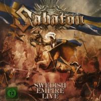 Sabaton - Swedish Empire Live (3DVD+2BLURAY+CD)