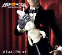 Helloween - Rabbit Don'T Come Easy (Orange/Black Splatter Vinyl) (2LP)