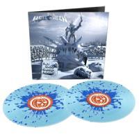 Helloween - My God-Given Right (Blue Splatter Vinyl) (2LP)
