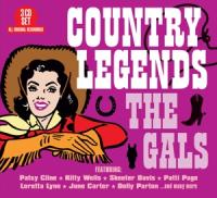 V/A - Country Legends - The Gals (3CD)