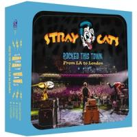 Stray Cats - Rocked This Town (From La To London)